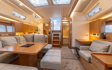 thumbnail-5 Hanse Yachts 45.0 feet, boat for rent in Dubrovnik region, HR
