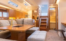 thumbnail-2 Hanse Yachts 45.0 feet, boat for rent in Split region, HR