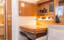 thumbnail-7 Hanse Yachts 45.0 feet, boat for rent in Split region, HR