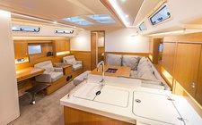 thumbnail-9 Hanse Yachts 45.0 feet, boat for rent in Split region, HR
