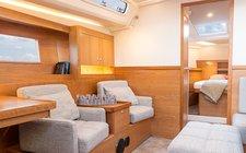 thumbnail-16 Hanse Yachts 45.0 feet, boat for rent in Split region, HR
