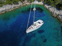 thumbnail-1 Hanse Yachts 46.0 feet, boat for rent in Split region, HR