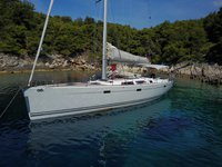 thumbnail-11 Hanse Yachts 46.0 feet, boat for rent in Split region, HR