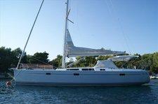 thumbnail-7 Hanse Yachts 46.0 feet, boat for rent in Split region, HR
