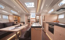 thumbnail-4 Hanse Yachts 50.0 feet, boat for rent in Šibenik region, HR