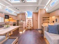 thumbnail-2 Hanse Yachts 53.0 feet, boat for rent in Split region, HR