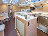 thumbnail-2 Hanse Yachts 56.0 feet, boat for rent in Split region, HR