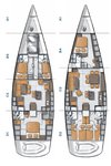 thumbnail-2 Hanse Yachts 62.0 feet, boat for rent in Šibenik region, HR