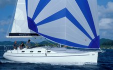 Charter 38' Harmony in Bas du Fort, Guadeloupe