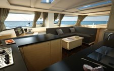 thumbnail-5 Fountaine Pajot 43.36 feet, boat for rent in Abaco, BS