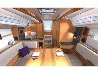 thumbnail-2 Jeanneau 33.0 feet, boat for rent in Split region, HR