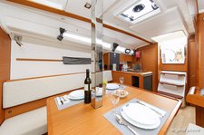 thumbnail-7 Jeanneau 33.0 feet, boat for rent in Zadar region, HR