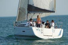 thumbnail-1 Jeanneau 37.0 feet, boat for rent in Zadar region, HR
