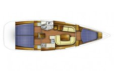 thumbnail-5 Jeanneau 38.91 feet, boat for rent in Le Marin, MQ