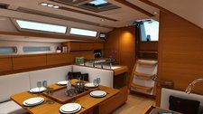 thumbnail-3 Jeanneau 40.0 feet, boat for rent in Split region, HR