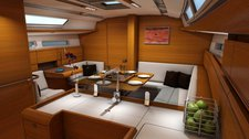 thumbnail-2 Jeanneau 40.0 feet, boat for rent in Split region, HR