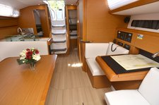 thumbnail-7 Jeanneau 41.0 feet, boat for rent in Dubrovnik region, HR