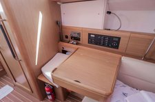 thumbnail-7 Jeanneau 42.0 feet, boat for rent in Split region, HR