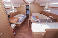 thumbnail-13 Jeanneau 42.0 feet, boat for rent in Split region, HR
