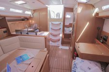 thumbnail-14 Jeanneau 42.0 feet, boat for rent in Split region, HR