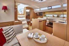 thumbnail-4 Jeanneau 43.0 feet, boat for rent in Dubrovnik region, HR