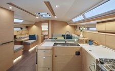 thumbnail-6 Jeanneau 45.1 feet, boat for rent in Abaco, BS