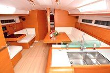 thumbnail-2 Jeanneau 45.0 feet, boat for rent in Dubrovnik region, HR