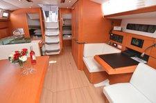 thumbnail-11 Jeanneau 45.0 feet, boat for rent in Dubrovnik region, HR