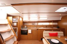 thumbnail-6 Jeanneau 45.0 feet, boat for rent in Saronic Gulf, GR