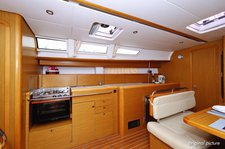 thumbnail-20 Jeanneau 45.0 feet, boat for rent in Split region, HR