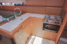 thumbnail-14 Jeanneau 45.0 feet, boat for rent in Split region, HR
