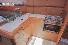 thumbnail-14 Jeanneau 45.0 feet, boat for rent in Split region, HR