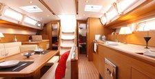 thumbnail-3 Jeanneau 45.0 feet, boat for rent in Split region, HR