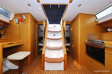 thumbnail-18 Jeanneau 45.0 feet, boat for rent in Split region, HR