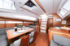 thumbnail-2 Jeanneau 45.0 feet, boat for rent in Zadar region, HR