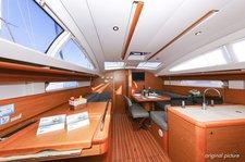thumbnail-28 Jeanneau 45.0 feet, boat for rent in Zadar region, HR