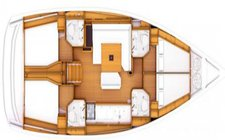 thumbnail-5 Jeanneau 46.09 feet, boat for rent in Phuket, TH