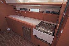 thumbnail-13 Jeanneau 46.0 feet, boat for rent in Split region, HR