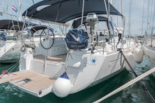 thumbnail-6 Jeanneau 46.0 feet, boat for rent in Split region, HR