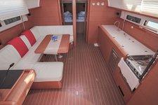 thumbnail-3 Jeanneau 46.0 feet, boat for rent in Split region, HR