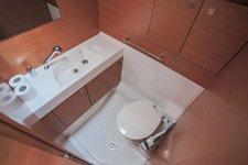 thumbnail-12 Jeanneau 46.0 feet, boat for rent in Split region, HR