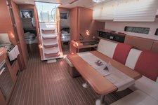 thumbnail-6 Jeanneau 46.0 feet, boat for rent in Split region, HR