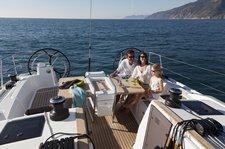 thumbnail-9 Jeanneau 47.0 feet, boat for rent in Split region, HR