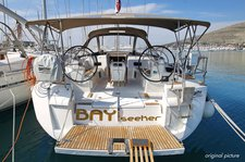 thumbnail-25 Jeanneau 47.0 feet, boat for rent in Split region, HR