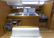 thumbnail-13 Jeanneau 47.0 feet, boat for rent in Split region, HR