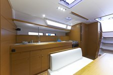 thumbnail-19 Jeanneau 47.0 feet, boat for rent in Split region, HR