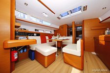 thumbnail-28 Jeanneau 47.0 feet, boat for rent in Split region, HR