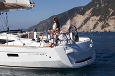 thumbnail-11 Jeanneau 47.0 feet, boat for rent in Split region, HR