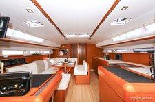 thumbnail-6 Jeanneau 50.0 feet, boat for rent in Zadar region, HR