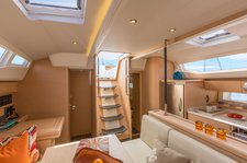 thumbnail-6 Jeanneau 53.0 feet, boat for rent in Saronic Gulf, GR